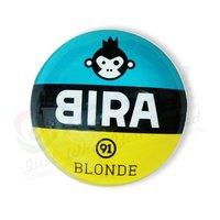 Bira Blonde Round Fish Eye Medallion