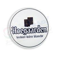 Hoegaarden Round Fish Eye Medallions