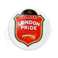 London Pride Round Fish Medallions