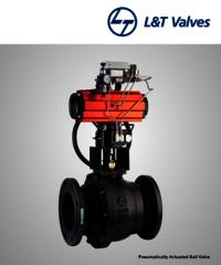 Automation ball valve