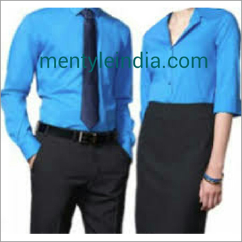 Corporate Blue Uniform