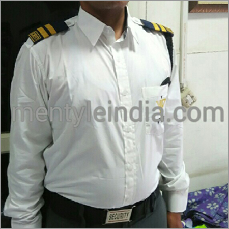 Security Guard Worker Uniform