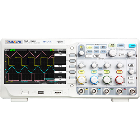 SDS1000CFL Series Digital Storage Oscilloscopes