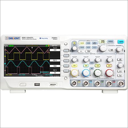 SDS1000CFL Series Digital Storage Oscilloscopes