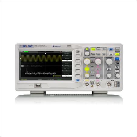 SDS1000CML+ Series Digital Storage Oscilloscopes