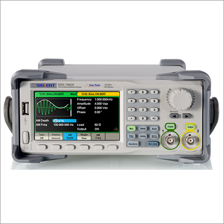 SDG1000X Series Function-Arbitrary Waveform Generators