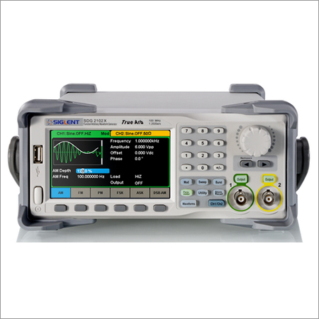 SDG2000X Series Function-Arbitrary Waveform Generators