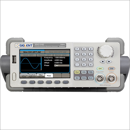 SDG5000 Series Function-Arbitrary Waveform Generators