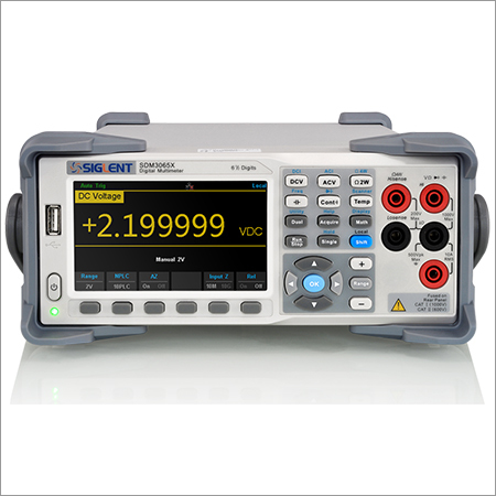 Digits Dual-Display Digital Multimeters