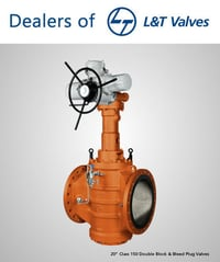 Double Block And Bleed Plig Valves
