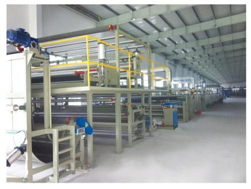 Tufted Carpet Gumming & Drying Production Line