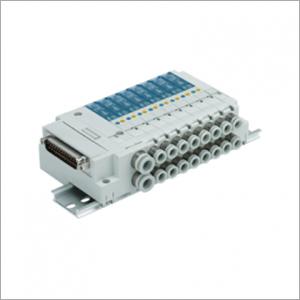 4 Port Solenoid Valve Cassette Type Manifold