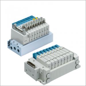 Plug In Type 5 Port Solenoid Valve