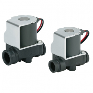 Compact-Lightweight 2 Port Solenoid Valve (2 Way Valve) For Air-Water VDW-XF