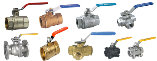 Square Body Design Ball valve