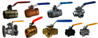High Pressure Ball valve Up To 10000 psi