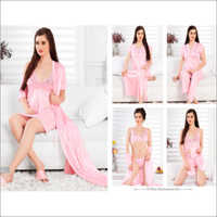 bridal 10pc Nightwear Set