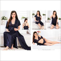 Navyblue 9pc Nightwear Set