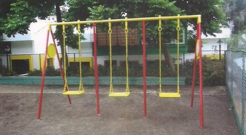 Playground Triple Seater Swing