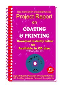 Coating and Printing Type B manufacturing Project Report eBook