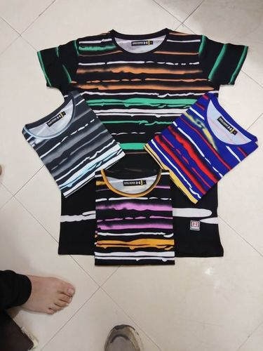 Blank T Shirt Manufacturers, Distributors & Wholesaler in India