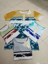 Men's Printed Casual T-Shirt