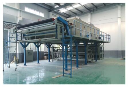 Carpet Coating Machine