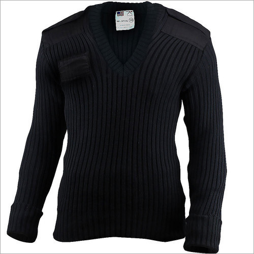 Men's Uniform Sweater