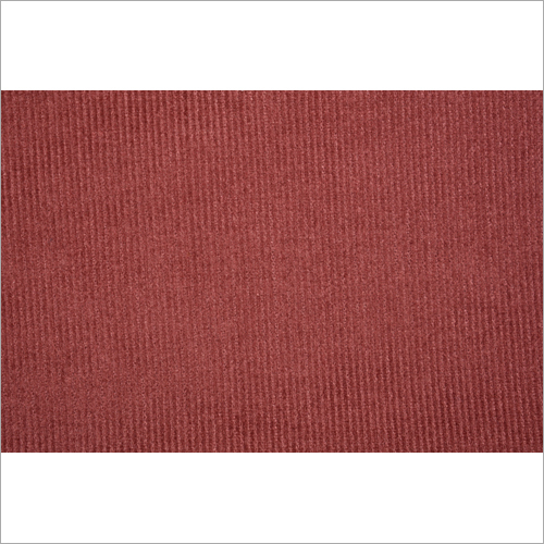 21 Wale Corduroy Dyed Fabric