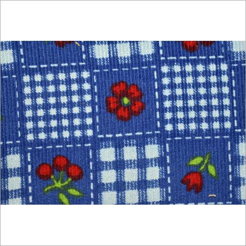 18 Wale Corduroy Print Fabric