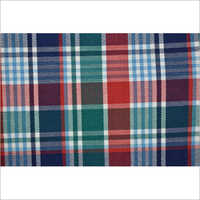 Check Twill Fabric