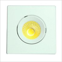 3W Square COB Light