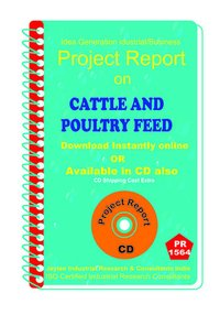 Cattle and Poultry Feed manufacturing eBook