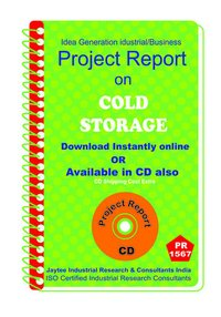 Cold Storage establishment Project Report eBook