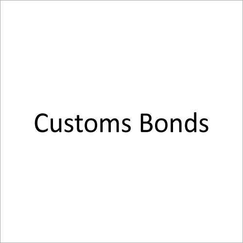 Custom Bond Clearance Services