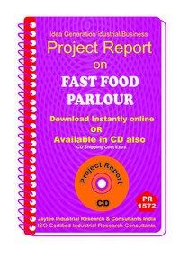 Fast Good Parlour establishment Project Report eBook