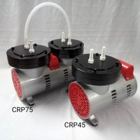 DOUBLE STAGE CHEMICAL RESISTANT VACUUM PUMP