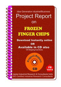 Frozen Finger Chips II manufacturing Project Report eBook