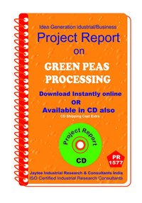 Green Peas Processing Cultivation Project Report eBook