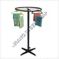 Circular Garment Display Stand