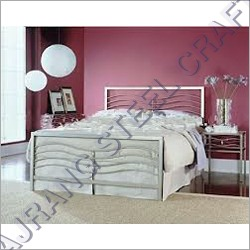 SS Customized Double Bed
