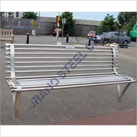 SS Outdoor Bench