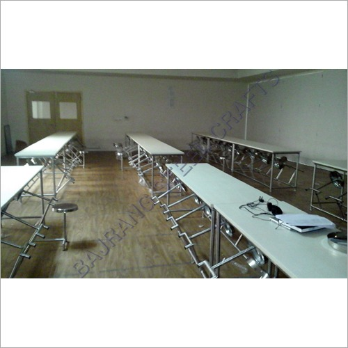 SS Canteen Table Set