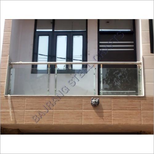Transparent Glass Railing