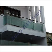 Translucent Glass Railing