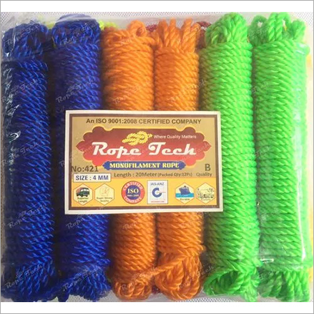 Next To Virgin Cloth Drying Rope 4MM 20meter