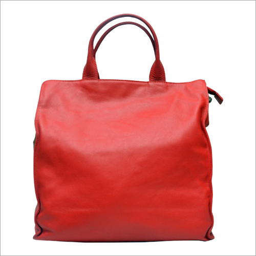 Ladies Plain Handbag