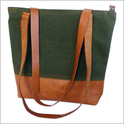 Ladies Trendy Canvas Bag