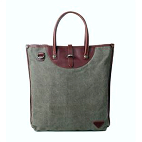 Ladies Designer Canvas Bag