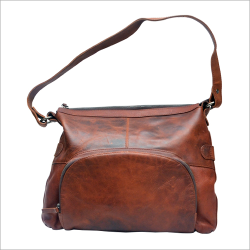 Ladies Leather Fancy Sling Bag